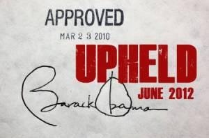Upheld