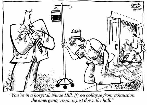 shift work | NurseGrit