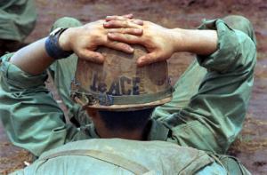 Watchf AP I   Kampuchea Cambodia APHS PEACE HELMET